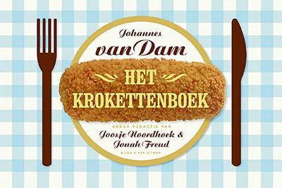 Week van de Friet - Het Krokettenboek
